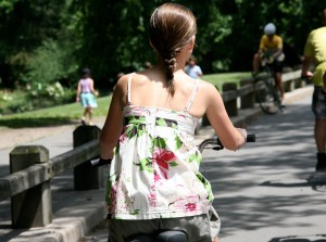 Central Park, Summer