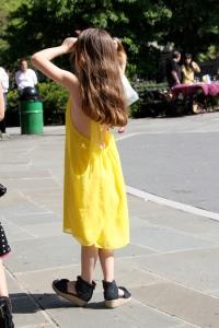 Yellow, Paris