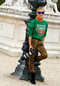 Tigers and Leopard and Kenzo, OhMy!