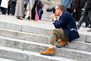 The Sartorialist, Paris