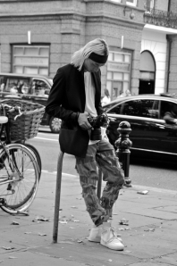 Youngjun Koo, After Rag & Bone, London